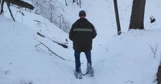 Snow Shoe Rental at Fontenelle Forest