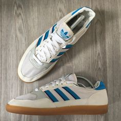 Adidas Hallen HB. Article: 6049003. Made in China.