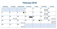 Astrology of February 2018 – Solar Eclipse in Aquarius and Stellium in Pisces Full Moon This Month, Aquarius, Pisces, Astrology Calendar, Astrology Predictions, Solar Eclipse, February, Goldfish Bowl, Aquarium