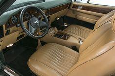 Aston Martin Volante 5.3 (1988) Aston Martin Volante, Car Seats