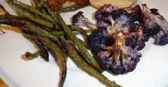 theArtisticFarmer: Summer Roasted Vegetables: Broccoli, Cauliflower, Green Beans OR Carrots