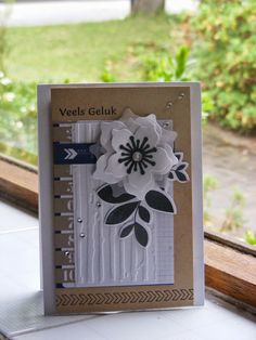 Kaartjie kreatief / Cards creative