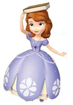Para quem adora a Princesa Sofia ...estou postando algumas imagens em PNG dessa Princesinha, algumas dessas imagens fiz algumas mont...