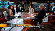"""""""60 Minutes"""" preview: """"Joy in the Congo"""""""