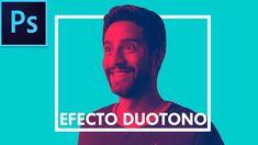 EFECTO DUOTONO | PHOTOSHOP CC | Tutorial #43