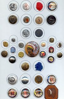 Pegs Button Blog: Native American Indians..BUTTONS..Happy Thanksgivi...