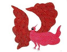 Gond Art from Central India