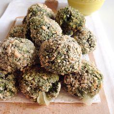 Polpette di cotto e spinaci