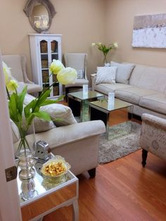 marileemft - Photo's of Mari's Office. Very calm and relaxing office for a counselor, clinical social worker, psychotherapist.