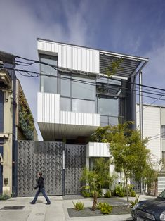 Albion Street Residences / Kennerly Architecture & Planning