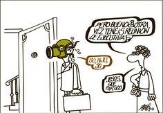 Viñeta: Forges - 11 MAR 2013 | Opinión | EL PAÍS