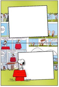 Cartão Agradecimento de Mesa Snoopy: