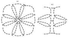 "Sea Of Flowers - Xaile DROPS em croché em ""Eskimo"" e ""Puddel"". - Free pattern by DROPS Design"