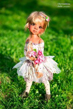 Clay Dolls, Bjd Dolls, Black Freckles, Doll Costume, Costumes, Julia Julia, Ball Jointed Dolls, Big Eyes, Doll Houses