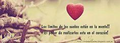 Resultado de imagen para frases para portada de facebook en español de amor