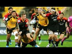 Follow all the action Chiefs vs Hurricanes Super Rugby Week 9   Westpac ...