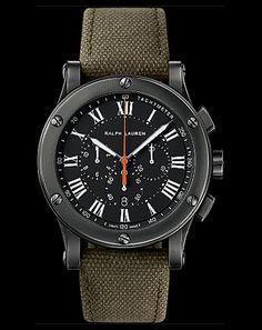 GQ Watch Gift Guide 2013 Ralph Lauren