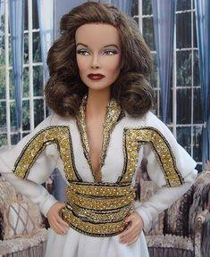 Katharine Hepburn Barbie doll | Flickr - Photo Sharing!
