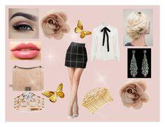 """Popular Girl"" by liviahopper-1 on Polyvore featuring LASplash, Chanel, Accessorize, Allurez and Avigail Adam"