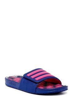 Adissage 2.0 Stripes Slide Sandal