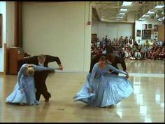 ▶ Harry Potter Viennese Waltz. The flow of these dresses are so mesmerizing!