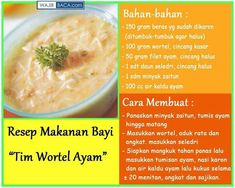 Baby Food Guide, Baby Food Recipes, Food N, Food And Drink, Kids Meals, Easy Meals, Baby Puree, Food Charts, Homemade Baby Foods