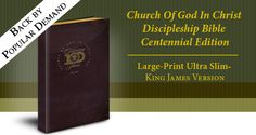 12 best cogic publishing housecogic bookstore images on pinterest the cogic centennial bible is back get your copy today here https fandeluxe Images