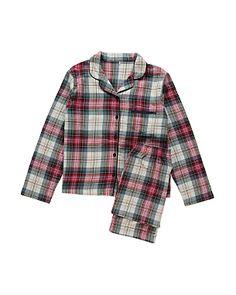 Check Pyjamas 100% cotton