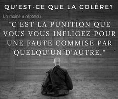 les plus beaux proverbes à partager : Citation sur la colère Sad Quotes, Quotes To Live By, Best Quotes, Inspirational Quotes, Quote Citation, French Quotes, Sweet Words, Motivation, Positive Attitude
