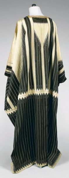 Paul Poiret, circa 1920  coat/caftan