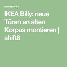 die besten 25 billy t ren ideen auf pinterest ikea billy t r billy regal mit t ren und ikea. Black Bedroom Furniture Sets. Home Design Ideas