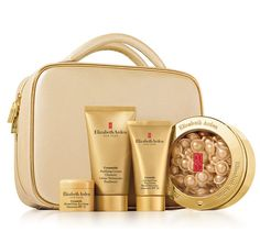 Ceramide Capsules Daily Youth Restoring Gift Set - gives skin a powerful surge of youth restoring benefits. Mother's Day Gift Sets, Gift Sets For Women, Elizabeth Arden Ceramide, Spa Day At Home, Luxury Holidays, Facial Skin Care, Beauty Essentials, Mother Day Gifts, Skincare
