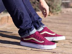 One of Vans' classic skater shoes is suddenly blowing up the fashion world