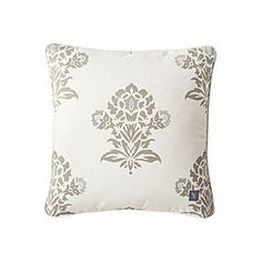 Bark Jaipur Pillow Cover | Serena & Lily