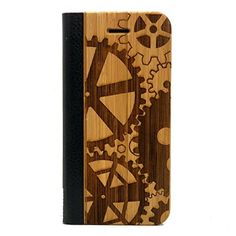 Steampunk Bamboo Flip Case iPhone 5C Case Gears Mechanica... https://www.amazon.com/dp/B00VAYDN2M/ref=cm_sw_r_pi_dp_x_6hzaybT4NVQZC