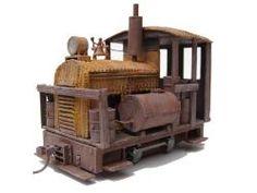 Davenport based logging loco