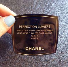 Base Perfection Lumière da Chanel
