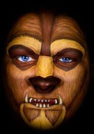 beauty and the beast face charts - Google Search