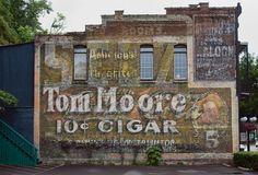 Mural Upon Mural, Hot Springs, Arkansas, US
