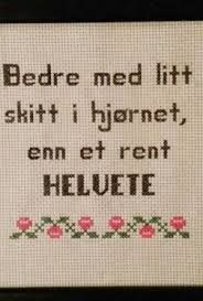 Bilderesultat for korssting alfabet Diy And Crafts, Arts And Crafts, Textiles, Holidays And Events, Homemade Gifts, Cross Stitching, Cool Words, Cross Stitch Patterns, Needlework