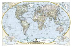 Asia executive laminated wall map by national geographic maps asia executive laminated wall map by national geographic maps wall maps national geographic and asia gumiabroncs Images