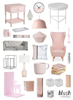 Baby Room Decor: 75 Ideas with Photos and Designs - Home Fashion Trend Cute Bedroom Ideas, Cute Room Decor, Room Ideas Bedroom, Teen Room Decor, Home Office Decor, Rose Gold Room Decor, Rose Gold Rooms, Pastel Home Decor, Pink Bedroom Decor