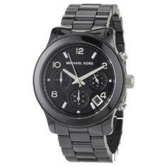 Michael Kors watch MK5162 BLACK CERAMIC NEW! #Jewelry #Deal #Fashion