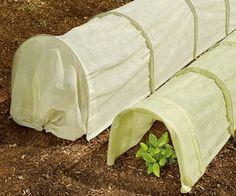 Fleece Plant Tunnels