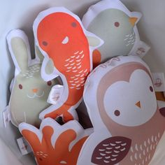 The Little White Store Graphic Design. Little White, Owl, Kids Rugs, Graphic Design, Store, Friends, Home Decor, Fabric Dolls, Studio