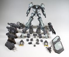 2712 Now THATs an ARMORED Core: Black Rain