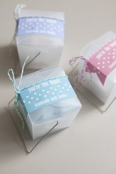 DIY Bath Bombs Favors For Any Holiday Shelterness   Shelterness