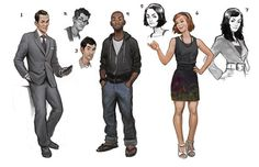 The Sims 4 Concept Art by WESLEY BURT - Imgur
