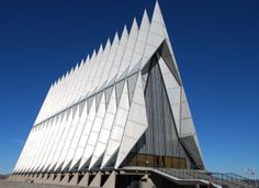 United States Air Force Academy Cadet Chapel (Colorado, United States)