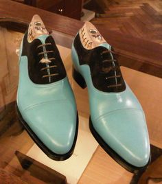 Bespoke shoes - 'The Shoe Snob'